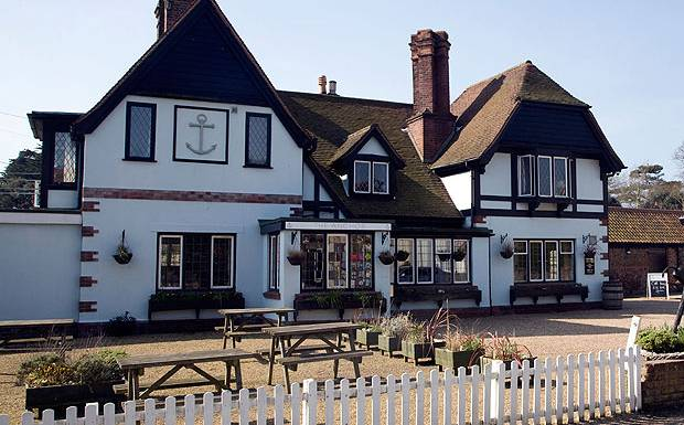 The Anchor Inn Walberswick