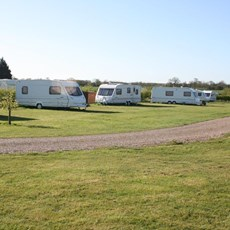 Our Seasonal Tourers ready to go when you need them