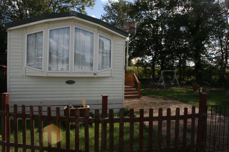 Willerby Leven 2010 on plot 41
